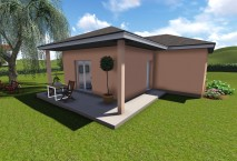 New build Bungalow Attica81