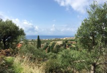 New build home near Kalamata