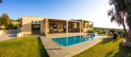 Very luxury villa for sale in Greece