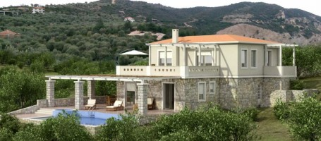 Best vacation houses in Greece