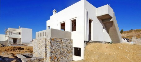 2 Traditional villas in Naxos